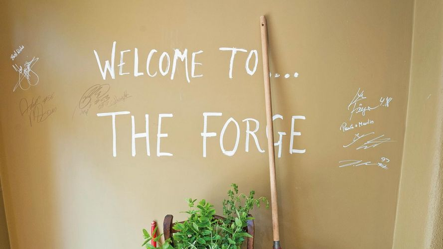 Welcome to The Forge